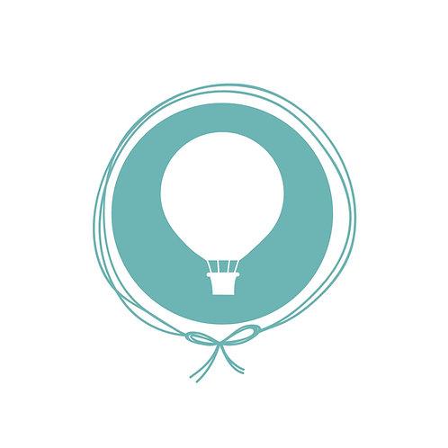 Saída Maternidade Tricot - Balão