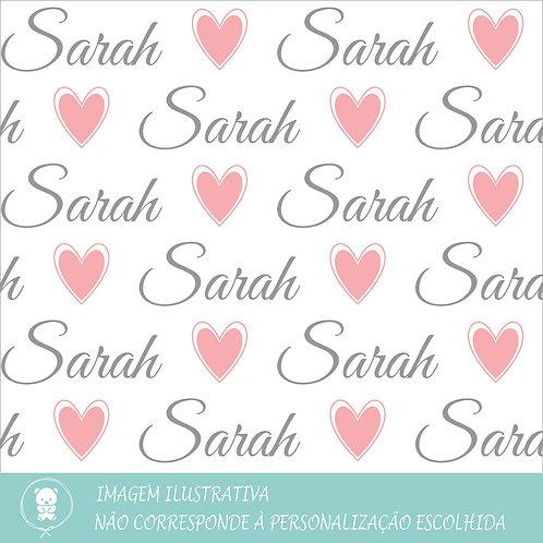 Saída de Maternidade - Coração