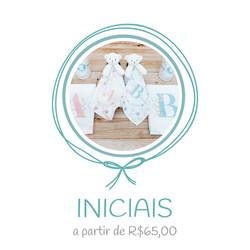 INICIAIS