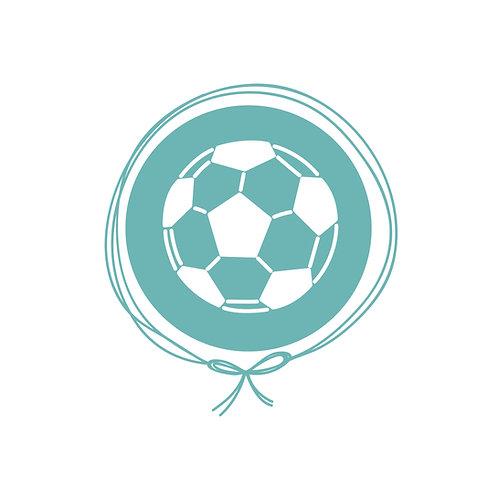 Naninha Plush com Urso - Futebol