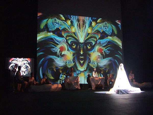 Transition Theater, Xitlai, Patrick Berry, Pete Sylva, Lakewood cultural  center, Kali Creates Fate, Maxwellvision, Haggai Vardi