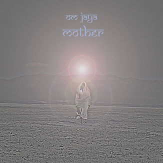 Mother by Om Jaya, electronic, ambient, newmusic, contemporary, music chill. olufer arnolds, nils frahm, johann johannsson, brian eno, desert, burning man, sunburst, light flare, sun flare, women, white, barefoot,