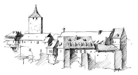 Burg Rothenfels II