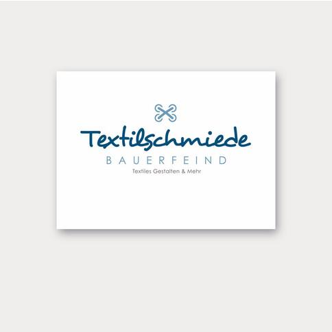 Logo Textiles Gestalten