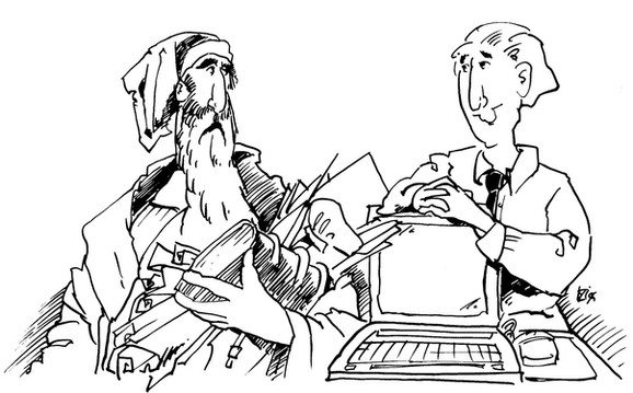 DCM trifft Gutenberg
