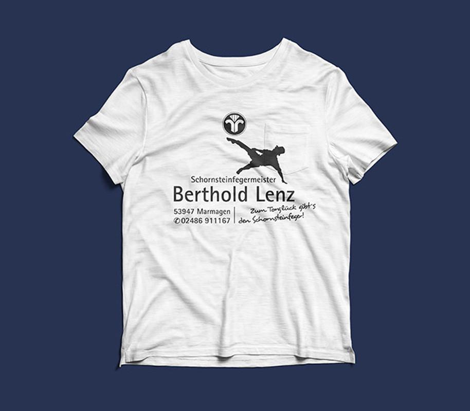 Shirt-Beschriftung