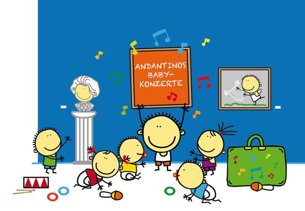Andantino im Museum