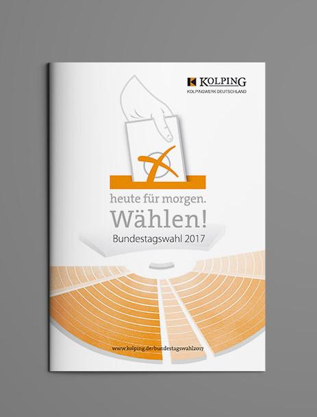 Titelseite Broschüre