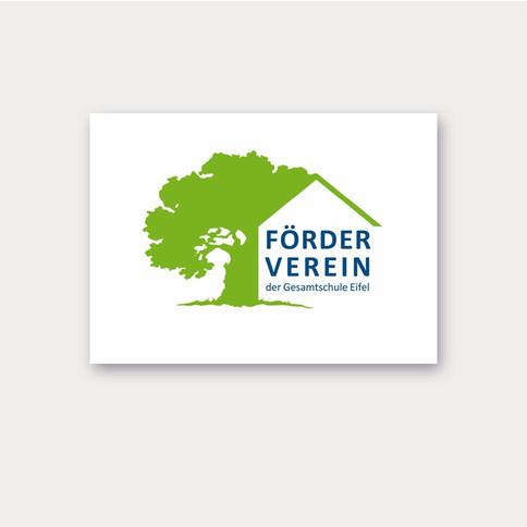 Logo Förderverein der Gesamtschule Eifel