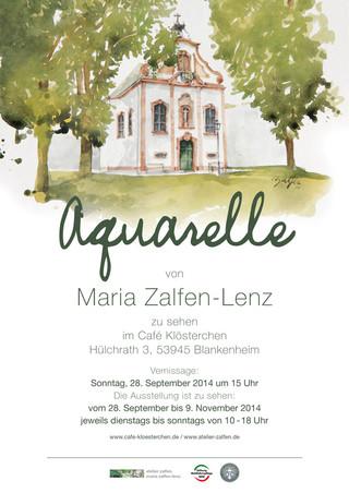 Plakat zur Ausstellung 2014