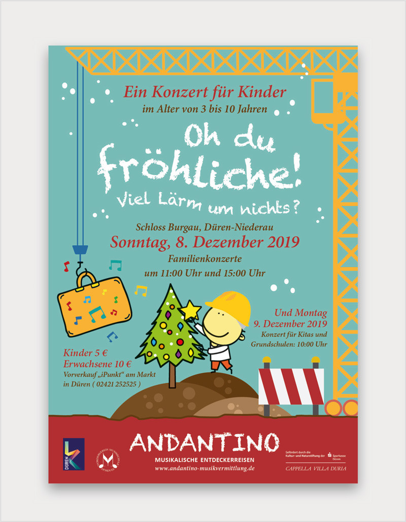 Konzert-Plakat