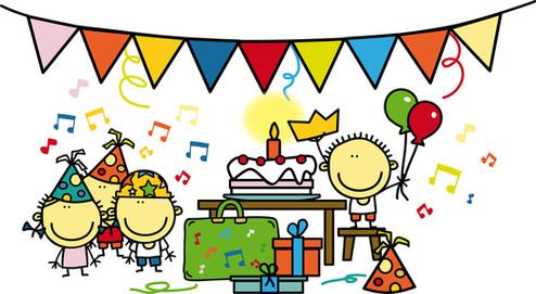 Andantino Geburtstagsparty