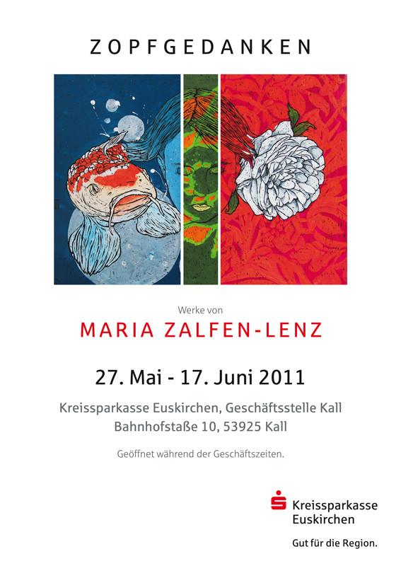 Plakat zur Ausstellung 2011