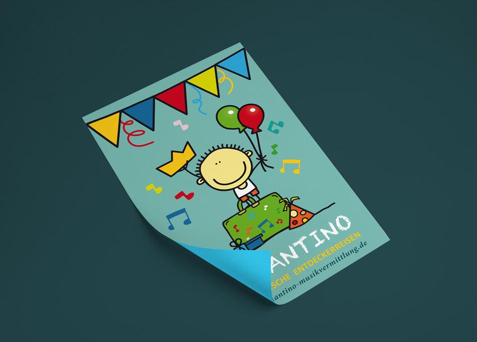 Andantinos Geburtstagsparty