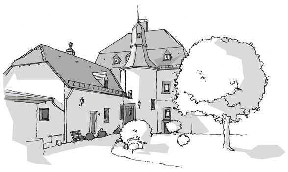 Alte Burg Marmagen