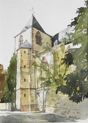 Kirche in Schleiden