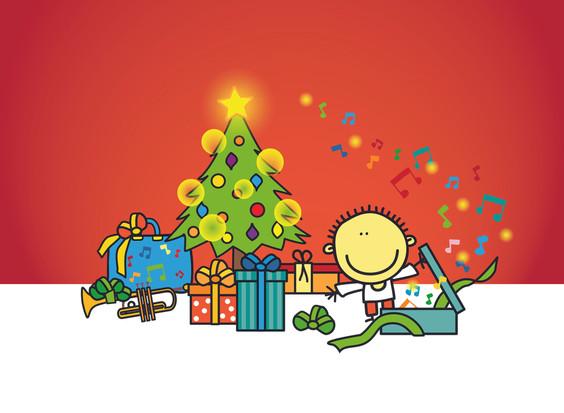 Andantino feiert Weihnachten