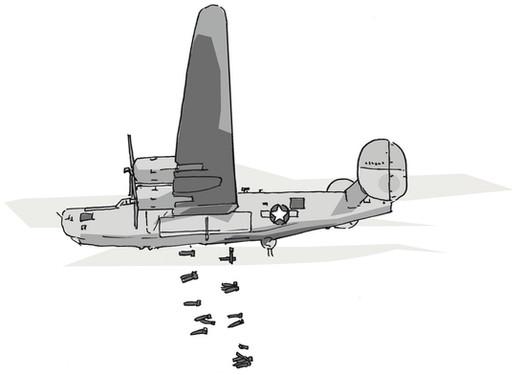 Bombadierung Marmagen