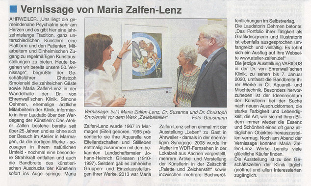 Stadtzeitung Ahrweiler Oktober 2019