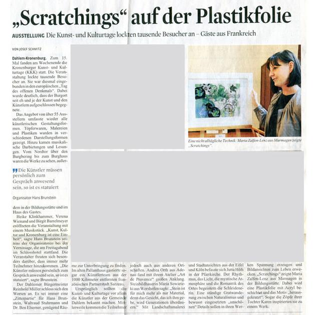 Kölner-Stadt-Anzeiger 13.09.2010