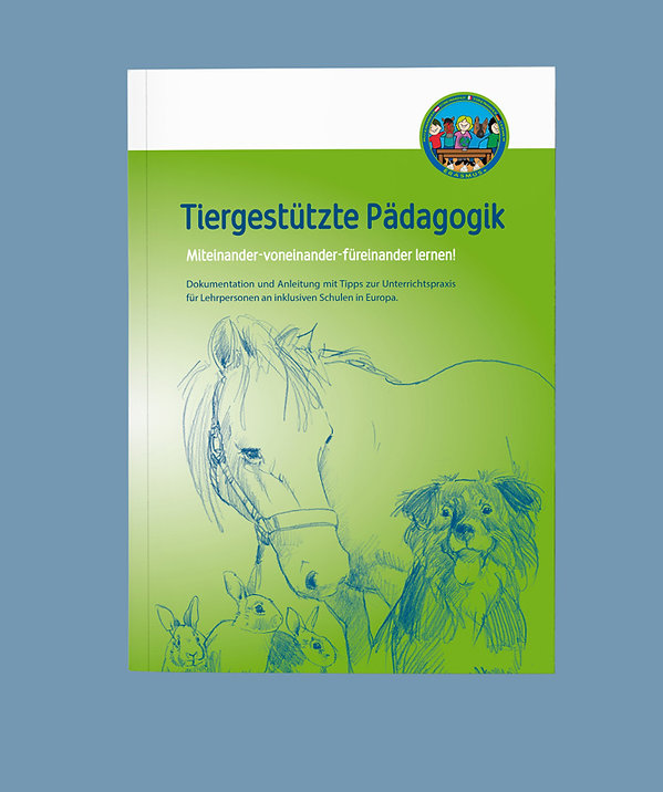 Broschüre Tiergestützte Pädagogik