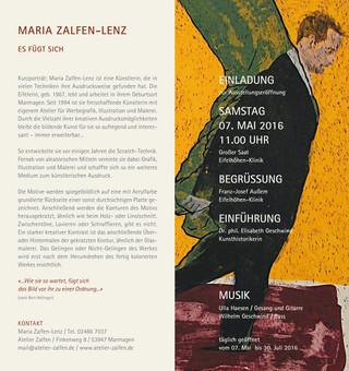 Einladung zur Ausstellung 7.5