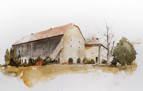 Schafstall Kloster Steinfeld