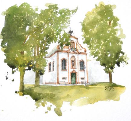 Klösterchen in Blankenheim