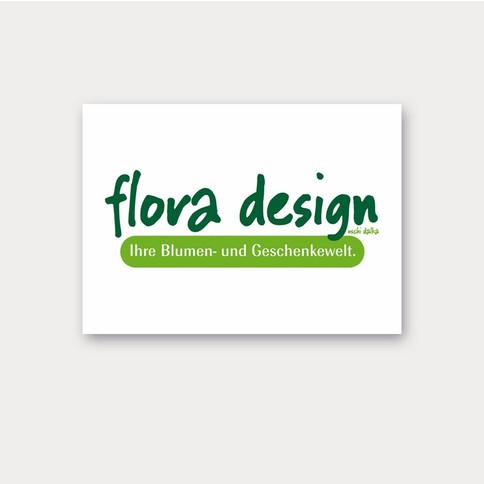 Logo Floristik