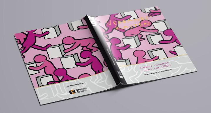 Umschlag Broschüren