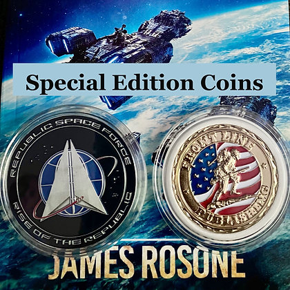 Special Edition Coins