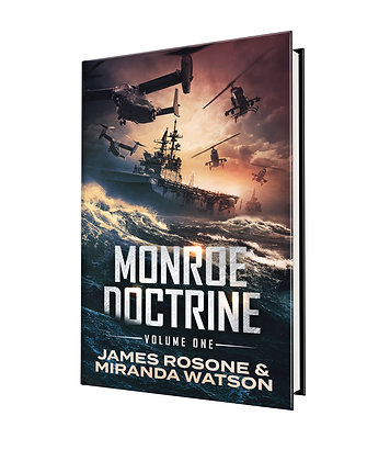 Monroe Doctrine: Volume 1