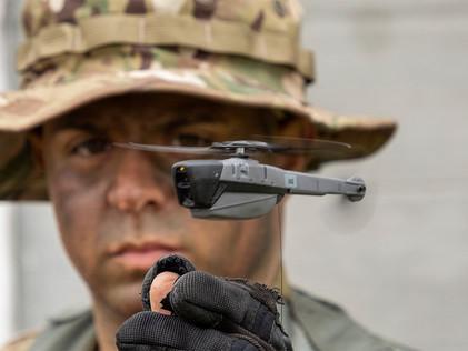 The Future of Drone Warfare