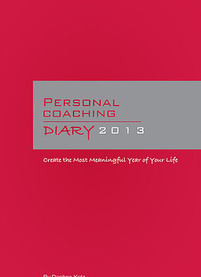 Personal Coaching Diary 2013
