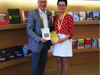 עדכון מיריד הספרים בביג'ינג