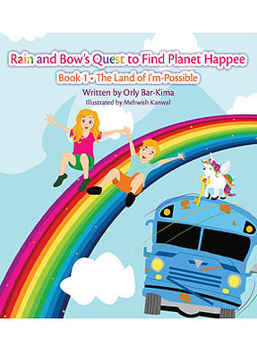 Rain and Bow's Quest to Find Planet Happee - Book 1