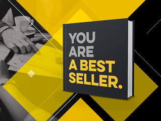 You are the bestseller of your life!