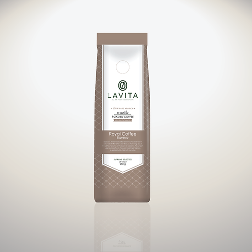 LAVITA Royal Coffee Espresso