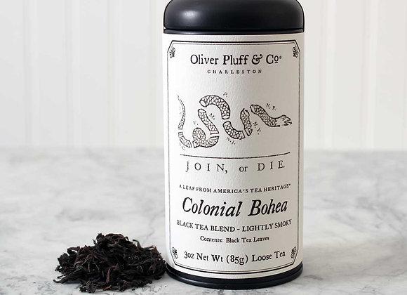 Oliver Pluff + Co.  Colonial Bohea Tea
