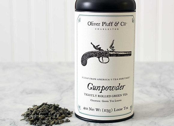 Oliver Pluff + Co. Gunpowder Tea