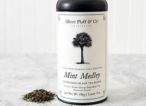 Oliver Pluff + Co. Mint Medley Tea