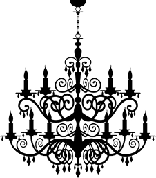 ornate_chandelier_vector_silhouette_set_