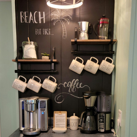 AWESOME Coffee Station