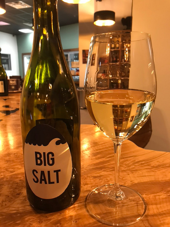 2019 Big Salt from Ovum Wines