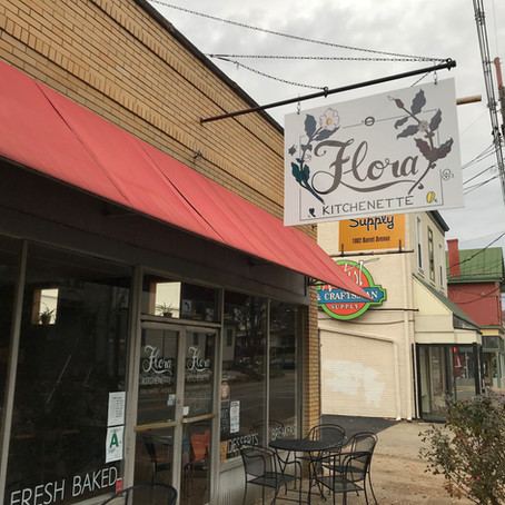 A Vegan Coffee Shop in Louisville...What!?!?