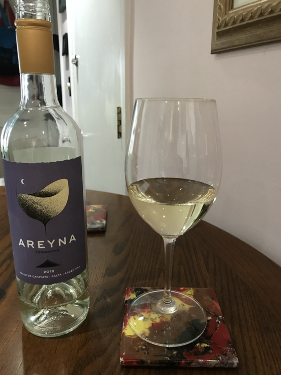 Areyna 2018 Torrontes