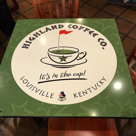 Highland Coffee morning:)