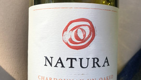 2019 Unoaked Chardonnay from Natura
