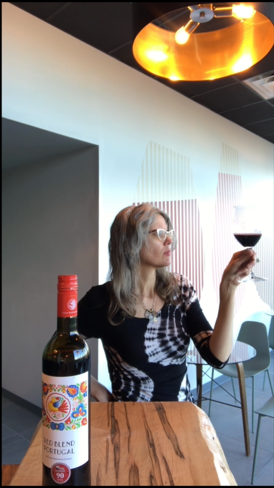 Cantos Santos Lima 2018 Red Blend (Portugal)