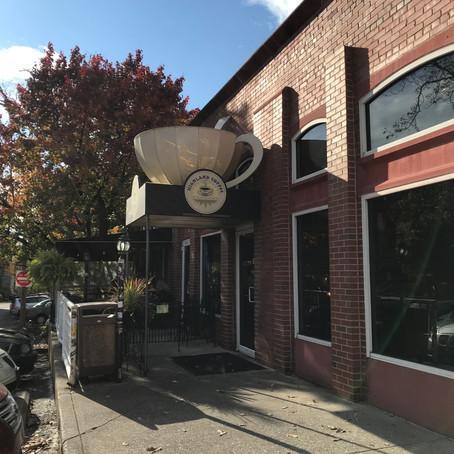 Coffeshops around Louisville